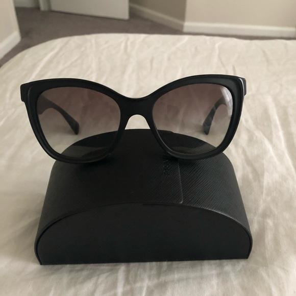 955afedc2bd Prada Oversized Sunglasses. M 5c4dfa85aa5719be6361c3e8. Other Accessories  ...
